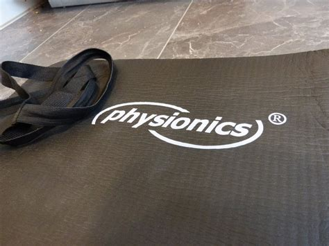 physionics matte physionics 174 gymnastikmatte im test fitness factory net