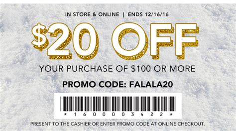 Forever 21 Printable Coupons