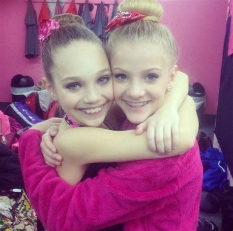 paige ziegler paige hyland and maddie ziegler from lifetimes hit show