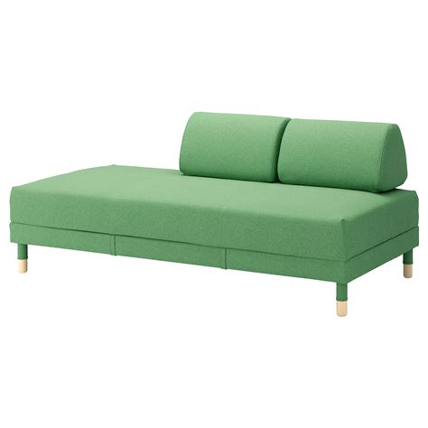 Green Sofa Bed Flottebo Sofa Bed Lysed Green 90 Cm Ikea