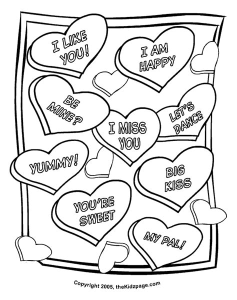 free printable valentines day coloring pages az coloring