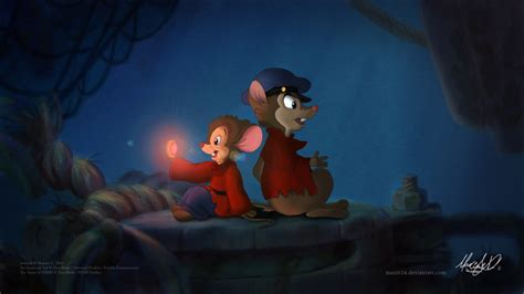 the secret of mrs fievel and mrs brisby by maxl654 on deviantart