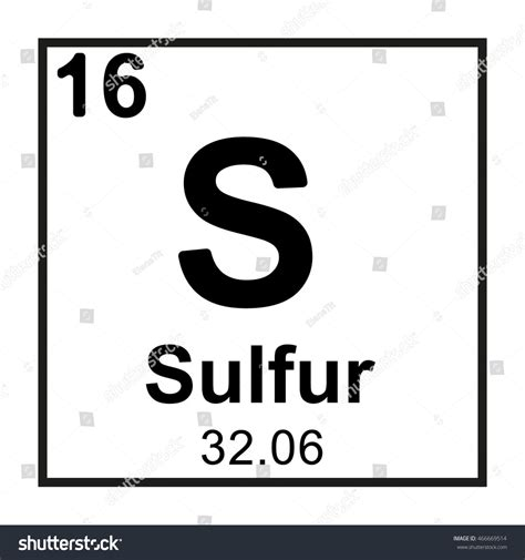 Periodic Table Sulfur by Sulfur Periodic Table Www Pixshark Images Galleries With A Bite