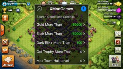 cara penggunaan x mod game coc cara main game coc di laptop atau pc jacomdi mp3