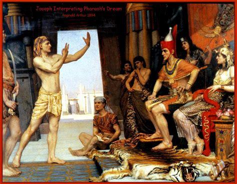 genesis chapter 41 genesis chapter 41 joseph before pharaoh interpreting the