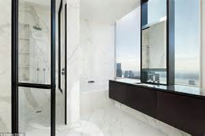 Second Hand Bathroom Cabinets - one57 apartment on nyc s billionaire s row is yours for 150 000 a month daily mail online