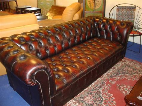 canapé chesterfield cuir photos canap 233 chesterfield cuir occasion