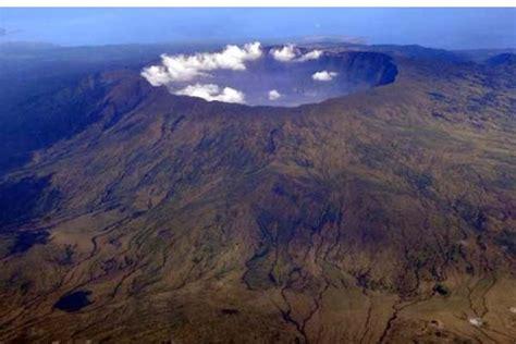 film dokumenter gunung tambora satu harapan presiden nilai taman nasional gunung tambora