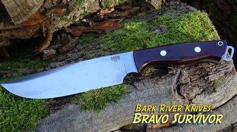 bark river knives bark river knives bravo survivor