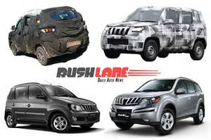 all new suv cars in india upcoming mahindra cars suvs in india in 2015