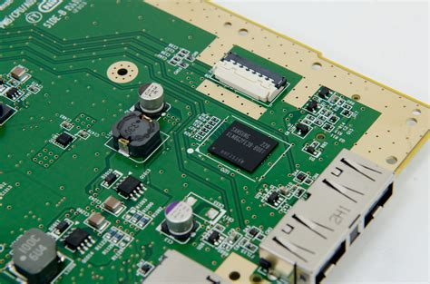 Bor Ic Emmc nintendo wii u teardown