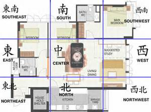 Feng Shui Floor Plans feng shui floor plan home house design plans