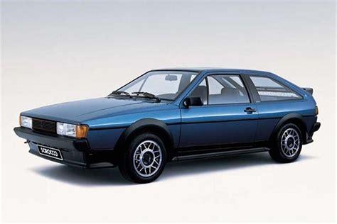 volkswagen scirocco volkswagen scirocco mk2 classic car review honest john