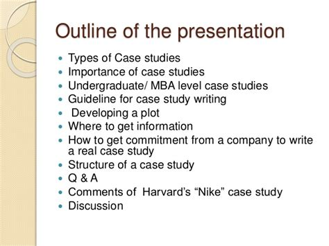 Does Harvard Offer An Executive Mba Program by Harvard Business Study Outline