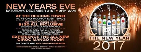indianapolis new years c 206 roc the new year 2017 official indianapolis in dec