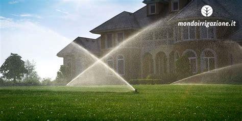 irrigatori da giardino irrigatori da giardino come sovrapporre i getti per un