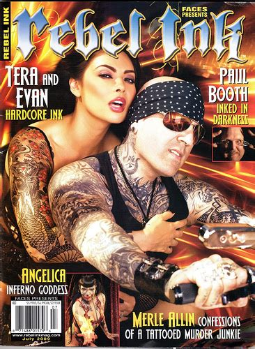 rebel ink tattoo needles and sins magazine roundup