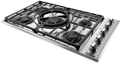 gas cooktop with wok burner capital mct365gs 36 inch gas cooktop with 5 sealed burners