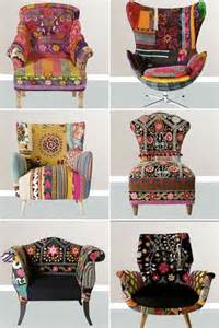 Upholstered Chairs Sale Design Ideas Personally Selected Products El Estilo Boho Deco Chic C 243 Mo Identificarlo Y Conseguir El