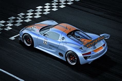 porsche 918 rsr concept world premiere for porsche 918 rsr coupe concept at