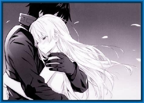 imagenes de amor de anime anime imagenes romanticas en blanco y negro para descargar