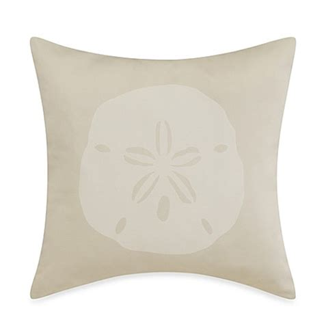 tommy bahama bed pillows tommy bahama 174 surfside ikat sand dollar square toss pillow