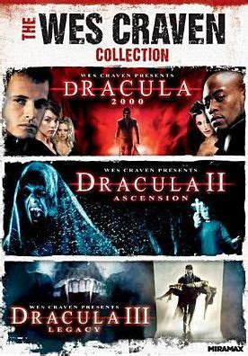 libro the mystery of craven wes craven collection dracula 31398205968 dvd barnes noble 174