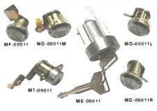 20 Door Key Kunci Pintu Set Toyota Kijang Grand 1800cc Ignition Switch Lock Sets