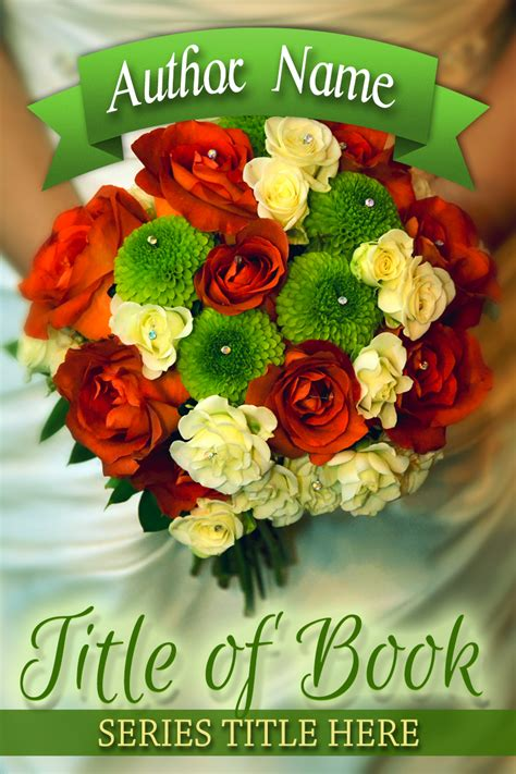 Premade Wedding Flowers by Premade Book Cover 30 Media Management