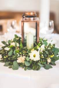 centerpieces for wedding tables best 25 greenery centerpiece ideas on green