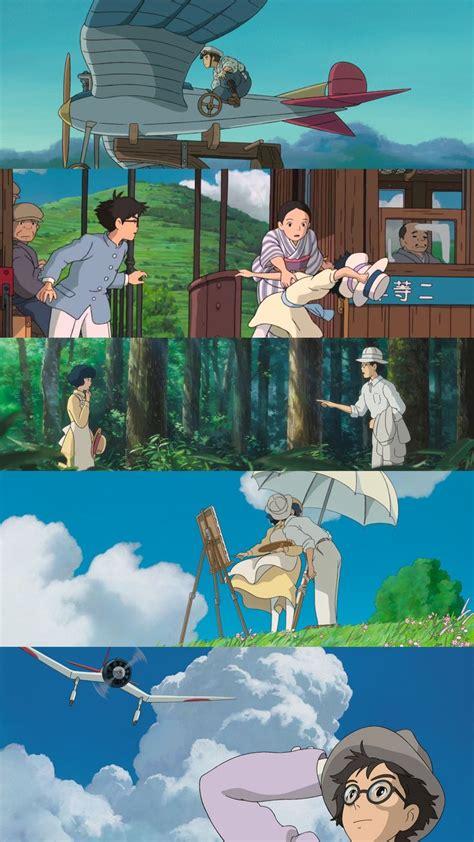 studio ghibli film festival dc the wind rises ghibli jiro and naoko wallpaper