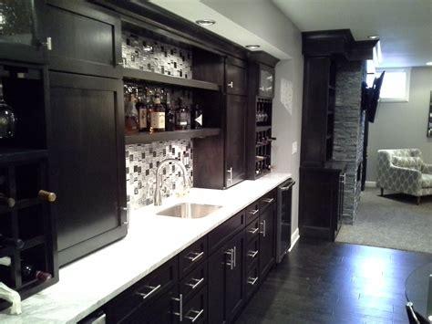 basement bar basement finishing remodeling