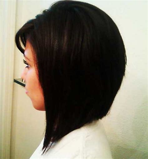 long a line bob hairstyles 20 best long inverted bob hairstyles the best short