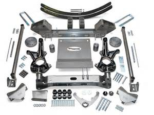 traction suspension lift kits and accessories for