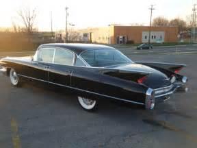 1960 Cadillac Sedan 1960 Cadillac Sedan Beautiful Solid Car Look