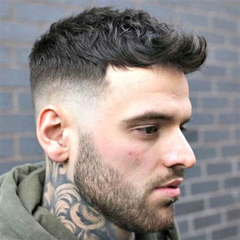 The Razor Fade Haircut   Men's Hairstyles   Haircuts 2018