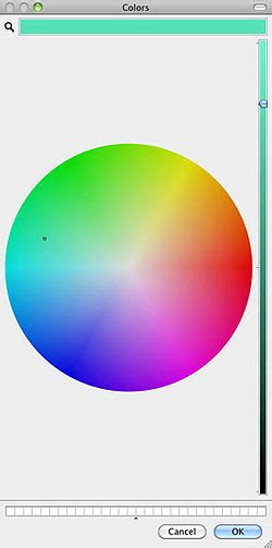 os x color picker formatting lines and shape outlines in powerpoint 2011
