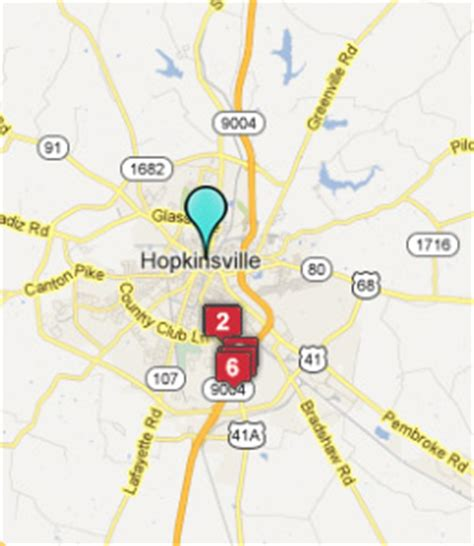 kentucky map hopkinsville hopkinsville ky pictures posters news and on