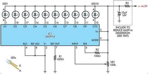 led torch schematic diagram led wirning diagrams