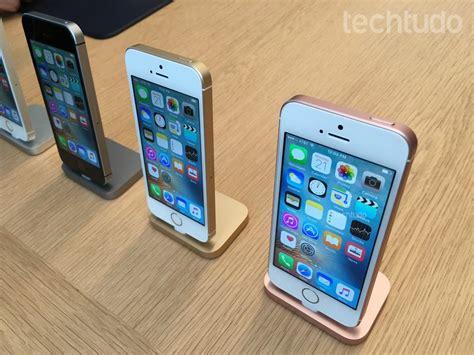 iphone se celulares e tablets techtudo