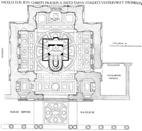sistine chapel floor plan floor plan of the sistine chapel pitts digital image