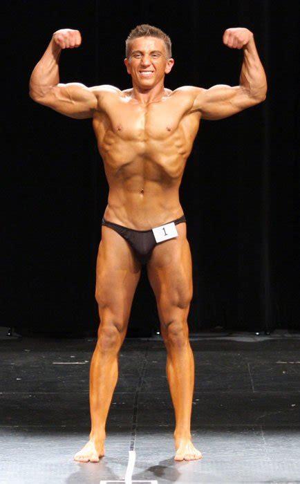 Abs Bench Press Teen Bodybuilder Of The Week Andy Harnden