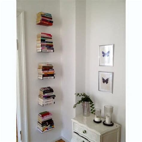 best 25 invisible bookshelf ideas on