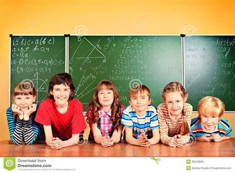 Royalty Free School Children Stock school education stock image image of interior class
