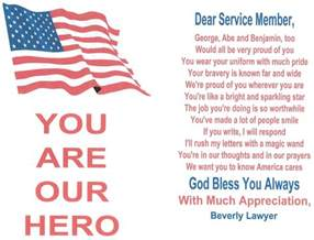 sle letters to soldiers the best letter sle