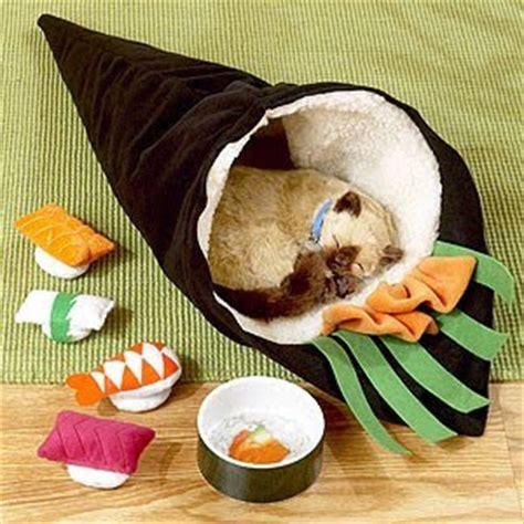 Futon Roll Sushi by Catsparella Sushi Cats