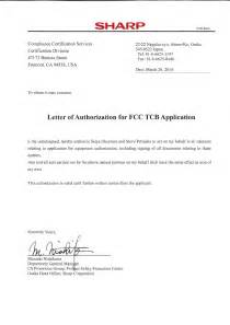 Signed Cover Letter by Hro00217 Smart Phone Cover Letter Signature Authorization Letter Sharp Corporation