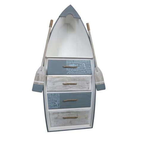 boat shaped shelf unit boat shelf with four drawers dorset