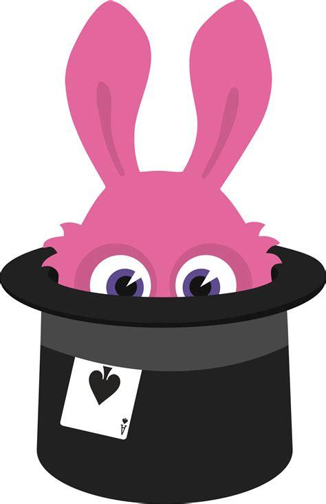 Magic Rabbit by Clipart Magic Rabbit