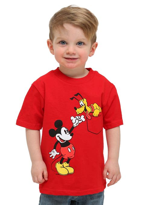 Miky Blouse mickey pluto toddler t shirt